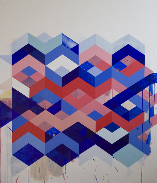 Fine_Art_Painter_Jeff_Depner_Colorful_Geometric_Shapes_5