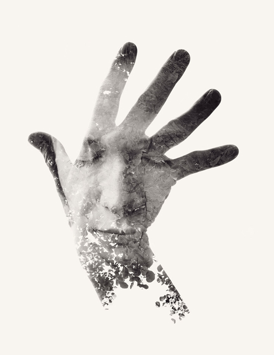 Photographer _Christoffer Relander_Multiple exposure_Between man and nature_Fine art_Photography_Project_Sleep