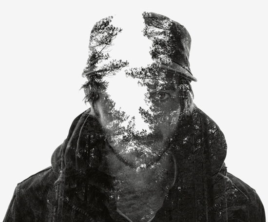 Photographer _Christoffer Relander_Multiple exposure_Between man and nature_Fine art_Photography_Project_t
