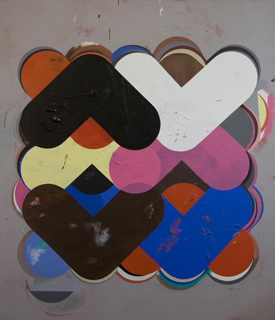 Fine_Art_Painter_Jeff_Depner_Colorful_Geometric_Shapes_