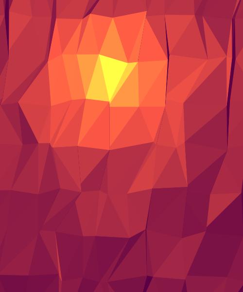 Flat_Surface_Shader_2D_creative_Code_Digital_art_Animation_experiment_3