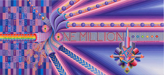 Artist_Dadara_art money_painting_onemillionback