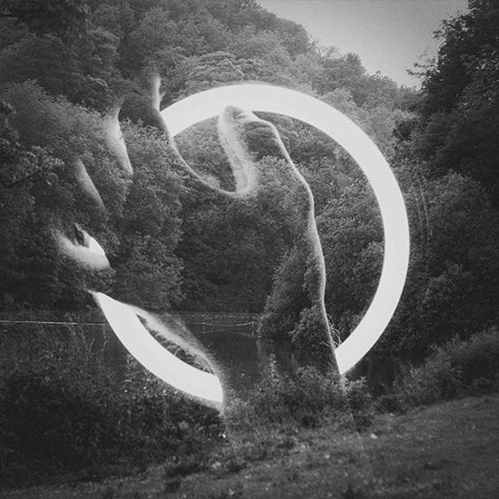 Photographer_Artist_Dan Mountford_Double Exposure_portraits_forest_hand_circle