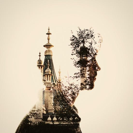 Photographer_Artist_Dan Mountford_Double Exposure_portraits_guy_church